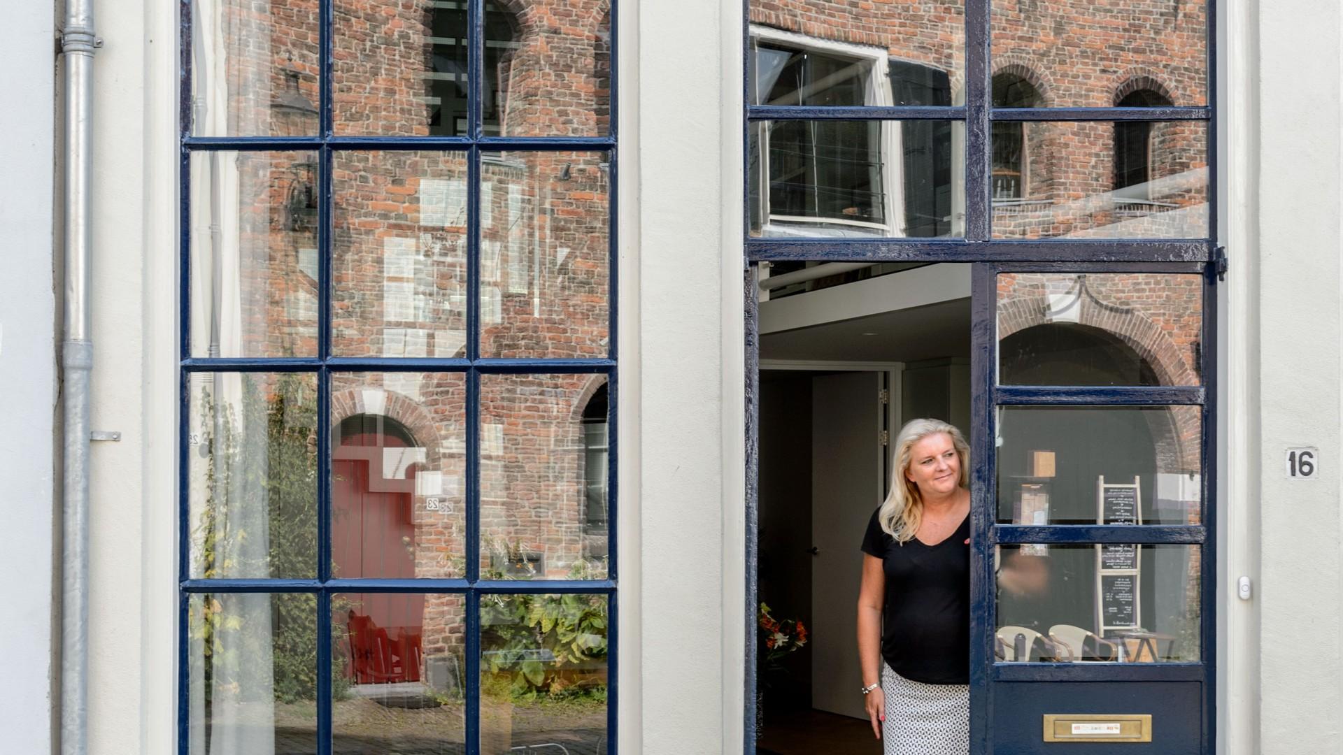 Oude smederij Deventer